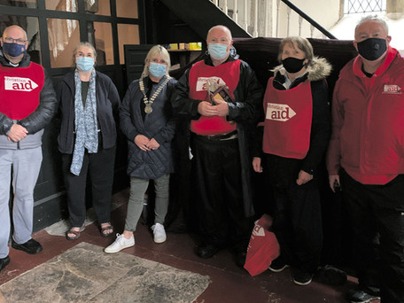 Carrigaline Clergyman Raises Over €11,000 For Project To Combat Poverty