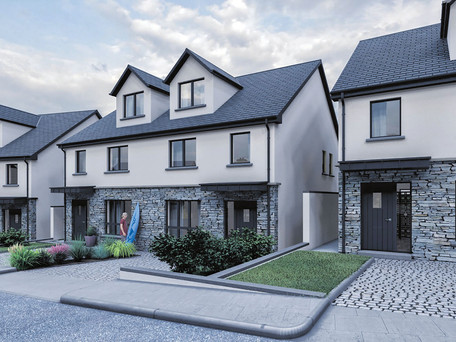 New Luxury Kinsale Homes