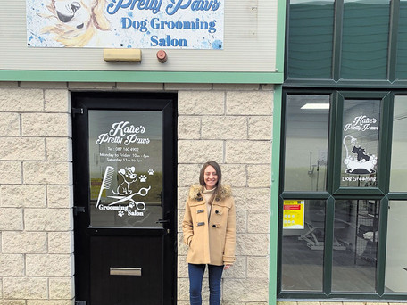 Katies Pretty Paws – Dog Grooming In Carrigaline