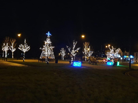 Crosshaven To Leave Christmas Lights On