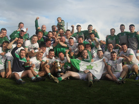 Historic Day as Passage West Claim Junior A Hurling Title