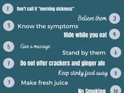 Ways to Help Someone with Hyperemesis Gravidarum