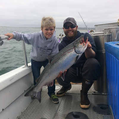 Westport, WA Charter Fishing Trips