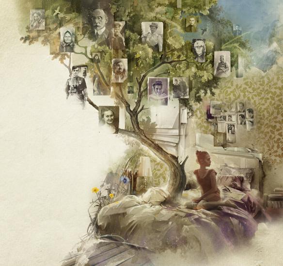 Guzel Yakhina «Genealogy»