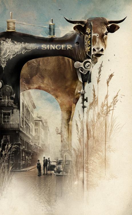 Victor Erofeev «Noon with Zinger»