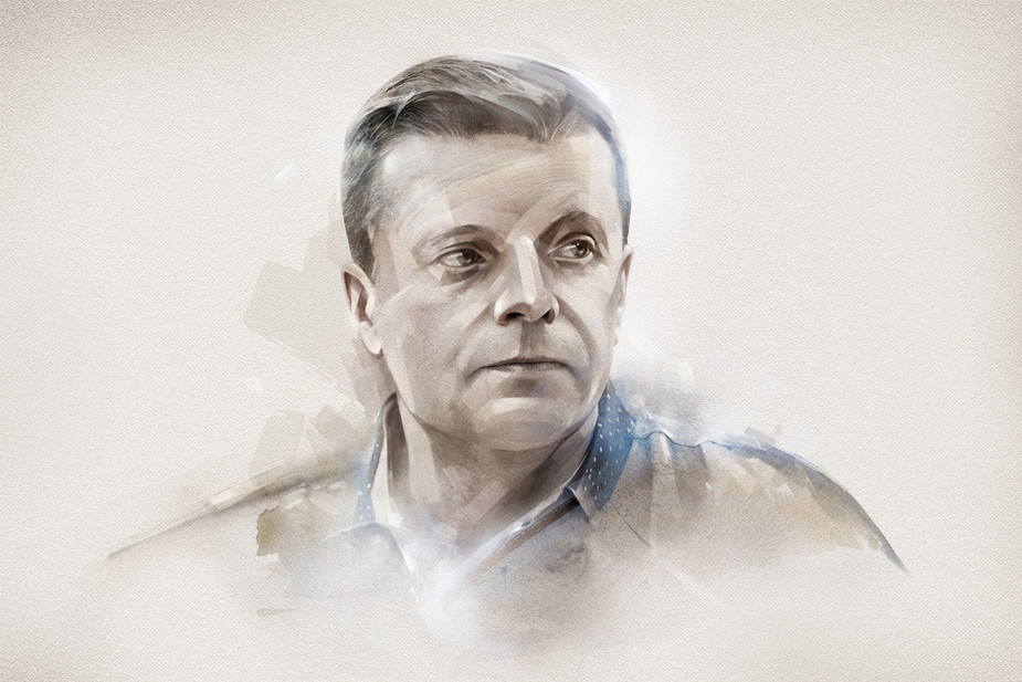 Journalist Leonid Parfenov