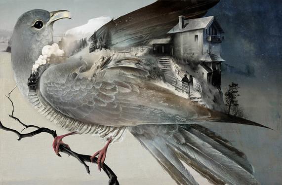 Dmitry Bykov «Goodbye cuckoo!»