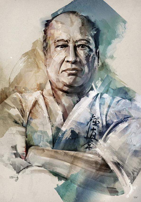 Oyama Masutatsu