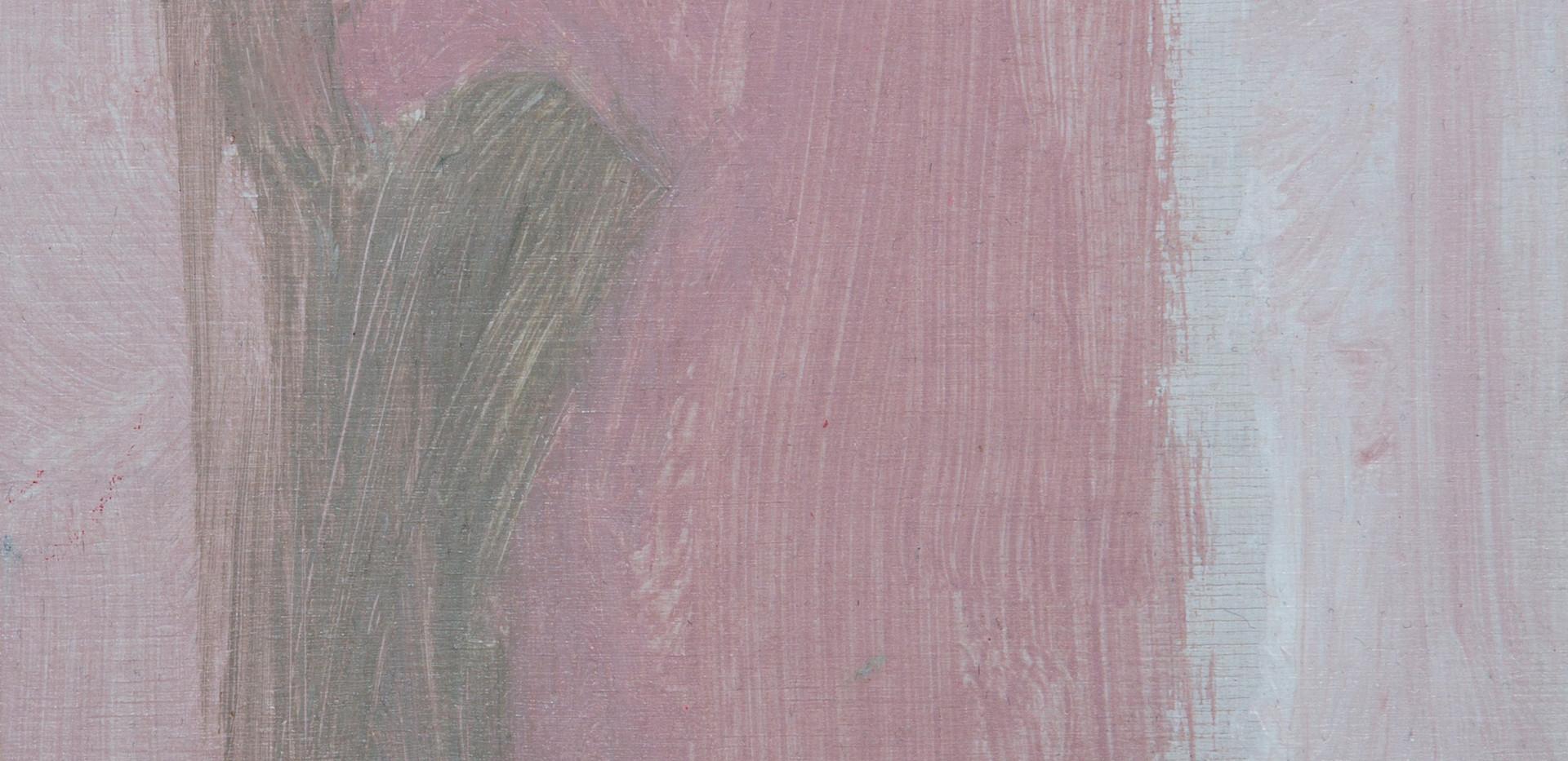 KOTO (sarjasta TILA) akryyli ja öljy koivulevylle, 20X20, 2017
