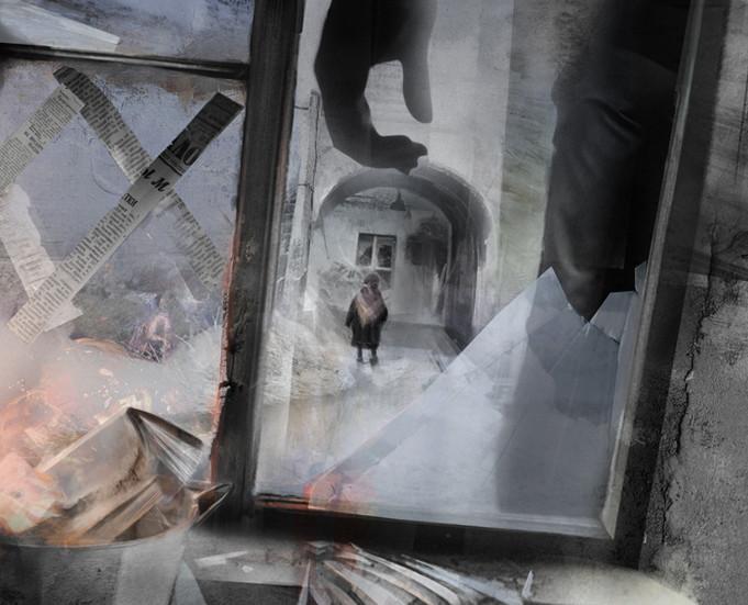 Karina Dobrotvorskaya «Blockade girls»
