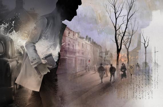 Marina Stepnova «Letters to Dickens»