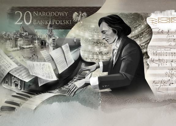 Polish złoty. Frydyrik Chopin
