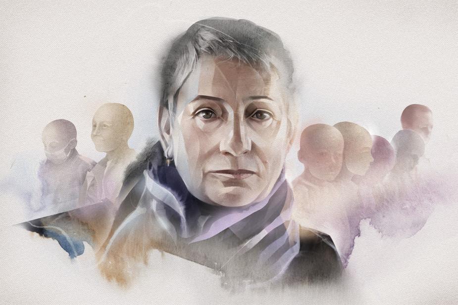 Writer Lyudmila Ulickaya