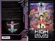 Graphic Novel Exterior