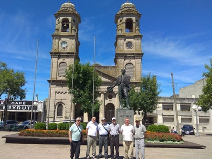 Mirar el pasado con gratitud: Visita a la ciudad de Trinidad