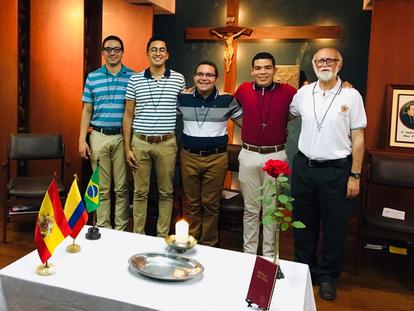 Noviciado 2019: Con la mirada puesta en el Dios de la Vida