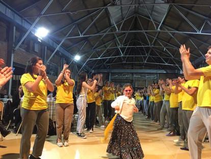 Peña Misionera, Peña de folklore y tango