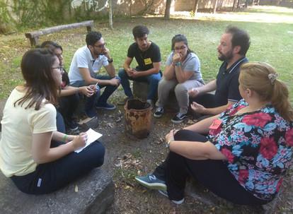 Encuentro de referentes de grupos de pastoral