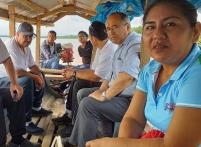 Encuentro de la CALE en Perú