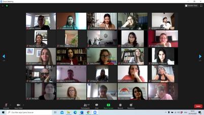 Encorazonados, encuentro virtual de docentes (24 de octubre de 2020) Testimonio II