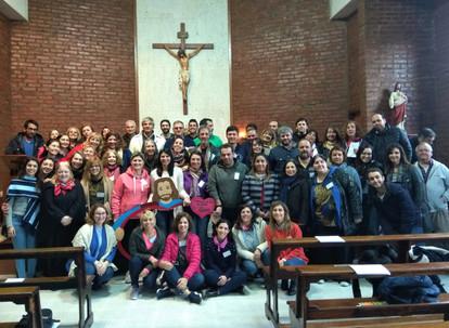 Encuentro Pastoral de docentes de secundaria