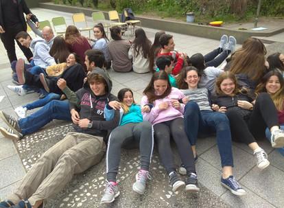 Encuentro de Pastoral Universitaria Corazonista en Lomas de Zamora
