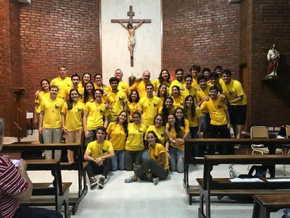 Misión Cor Jesu 2019 Temperley