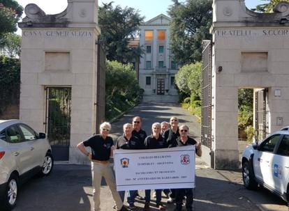 Exalumnos de Temperley realizan un homenaje en la Casa General