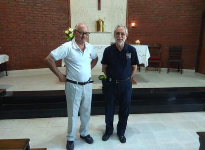 50 años de Vida Consagrada de los Hnos. Gonzalo y Enrique