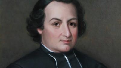 Una nueva imagen del Padre Andrés Coindre en Lyon