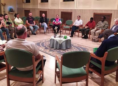 Reunión de la Comisión del Carisma en Roma