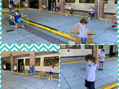 Experiencia actividad socioeducativa en Nivel Inicial – Lomas de Zamora