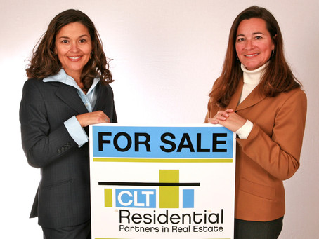 Sara White, co-founder of CLT Residential talks about the upcoming sale of their family home, Reggie