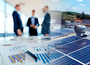Veja como a produção de energia solar pode ajudar sua empresa
