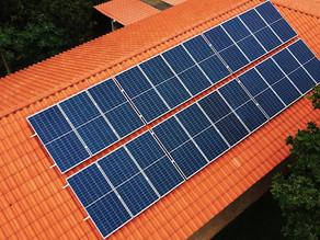 Propriedade em Trajano de moraes tem demanda de energia abastecida por luminosidade solar