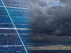 Se o tempo estiver nublado, os painéis solares ainda funcionam corretamente?