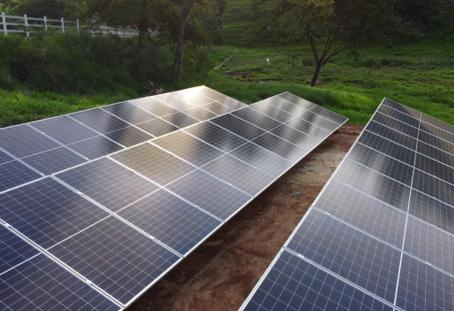 Retomada da economia ligada ao setor Fotovoltaico