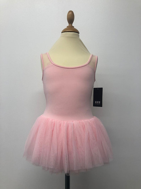 Bloch floral sleeveless tutu