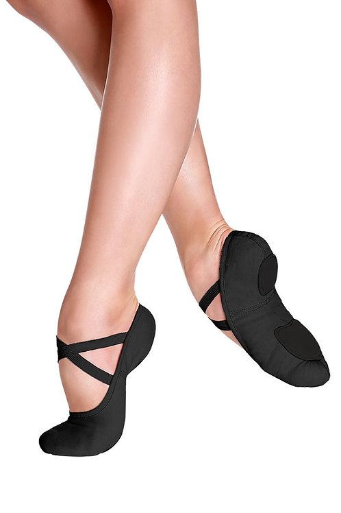 So Danca children's canvas ballet split sole (SD16)