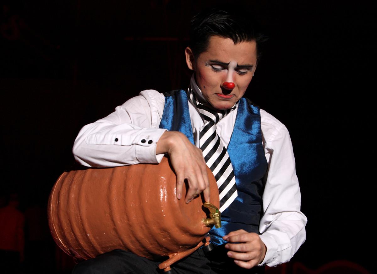 Tom Duffy Circus