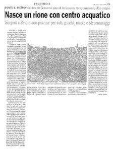 L'Eco di Bergamo del 07/06/2000
