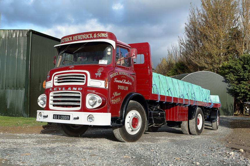 1965 Leyland Beaver Lorry