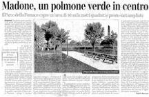 L'Eco di Bergamo del 24/06/2010