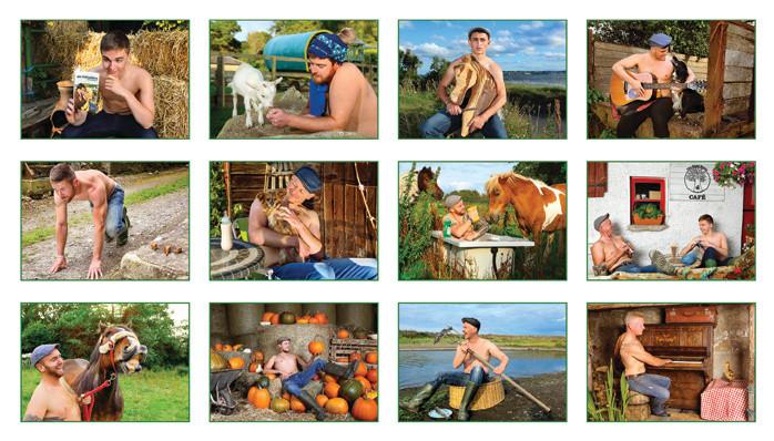 Irish Farmer Calendar 2020