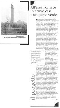L'eco di Bergamo del 12/05/2008