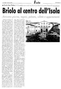 Giornale di Bergamo del 07/06/2000