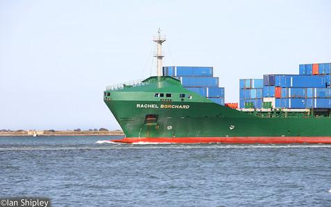 Rachel Borchard container ship