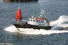 Port of Dublin pilot boat