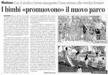L'Eco di Bergamo del 29/06/2010