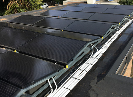 Investeren in zonnepanelen, zelfs zonder subsidies, blijft interessant.